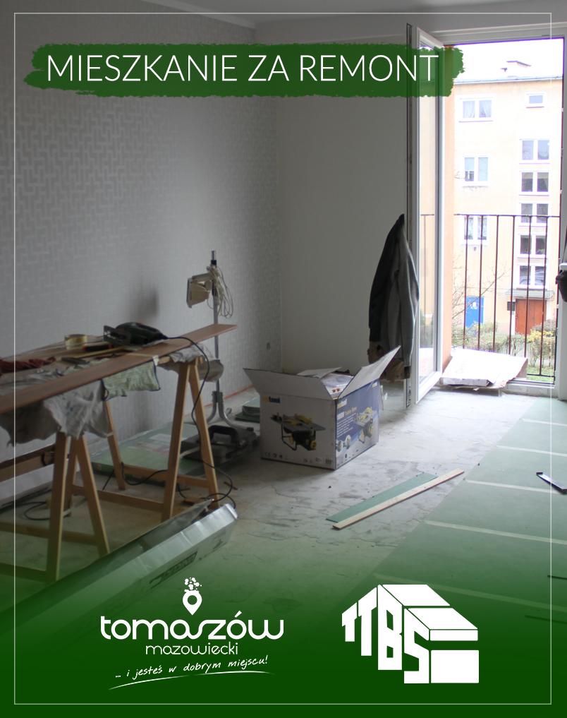 mieszkanie za remont III edycja