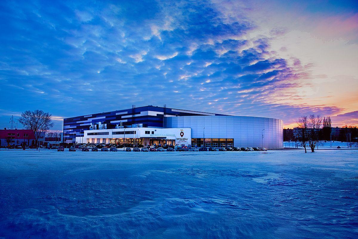 harmonogram arena lodowa