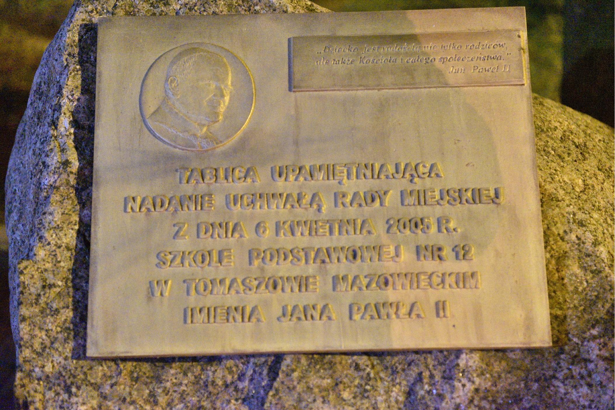 15. rocznica śmierci Jana Pawła II