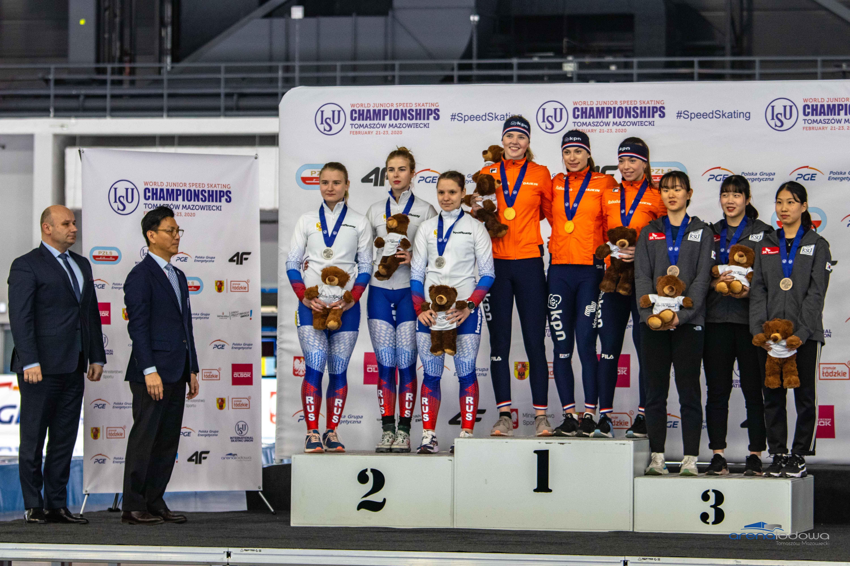 mistrzostwa świata juniorów 2020