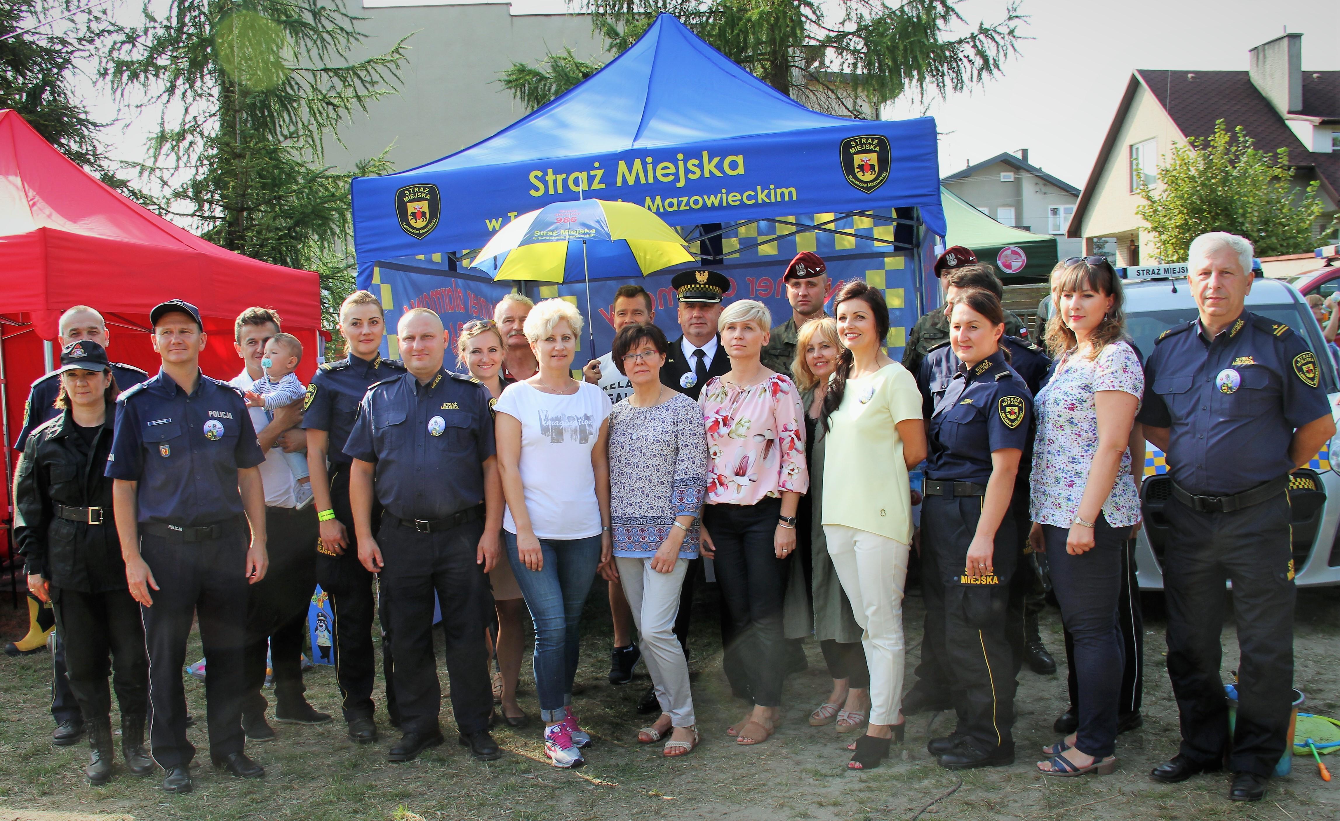 Święto Straży Miejskiej oraz Jubileusz 25-lecia Ośrodka Rehabilitacji Dzieci Niepełnosprawnych odbył się 29 sierpnia na terenie ORDN w Tomaszowie Mazowieckim. Organizatorzy zapewnili moc atrakcji.