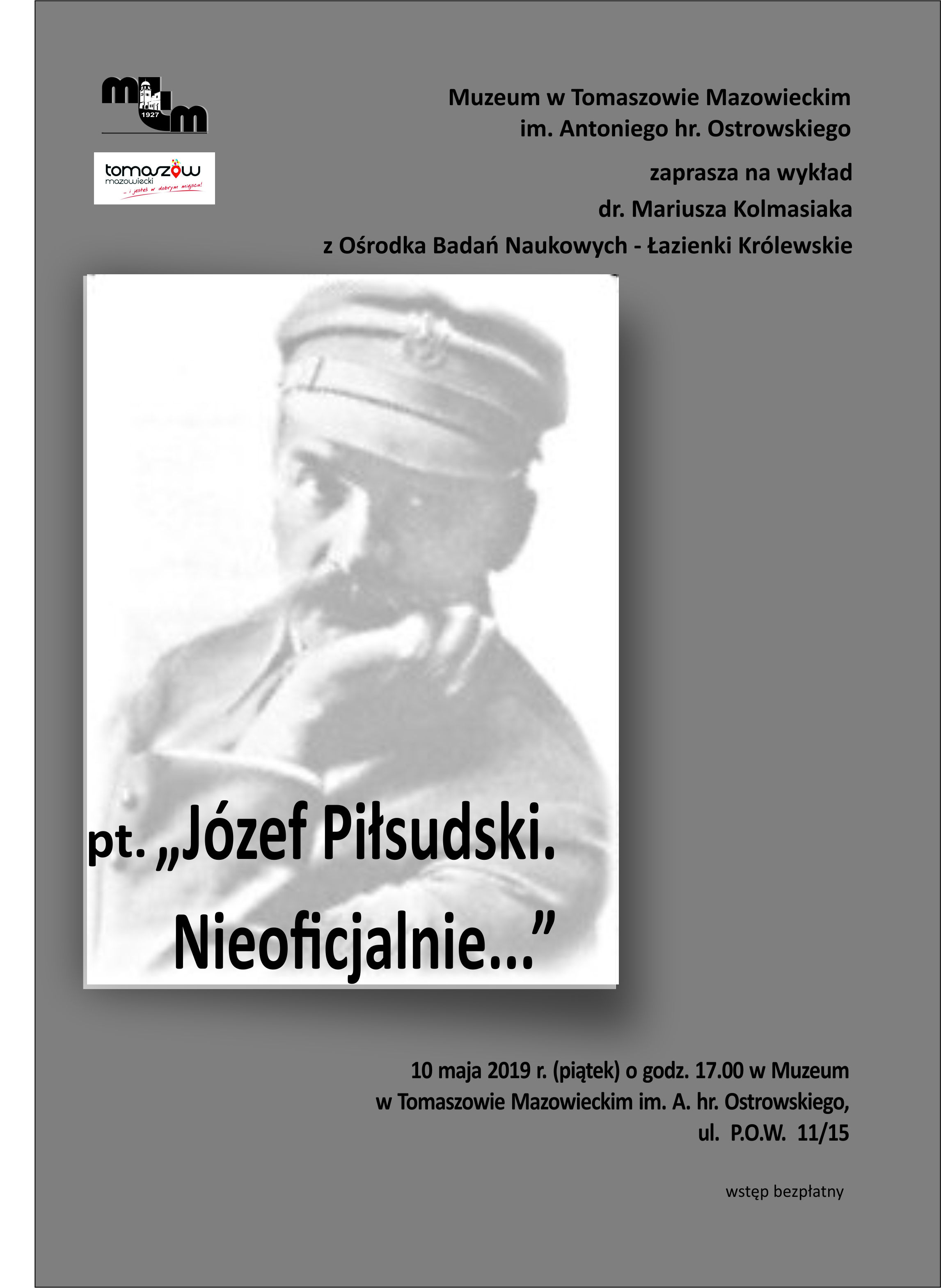 prelekcja Józef Piłsudski