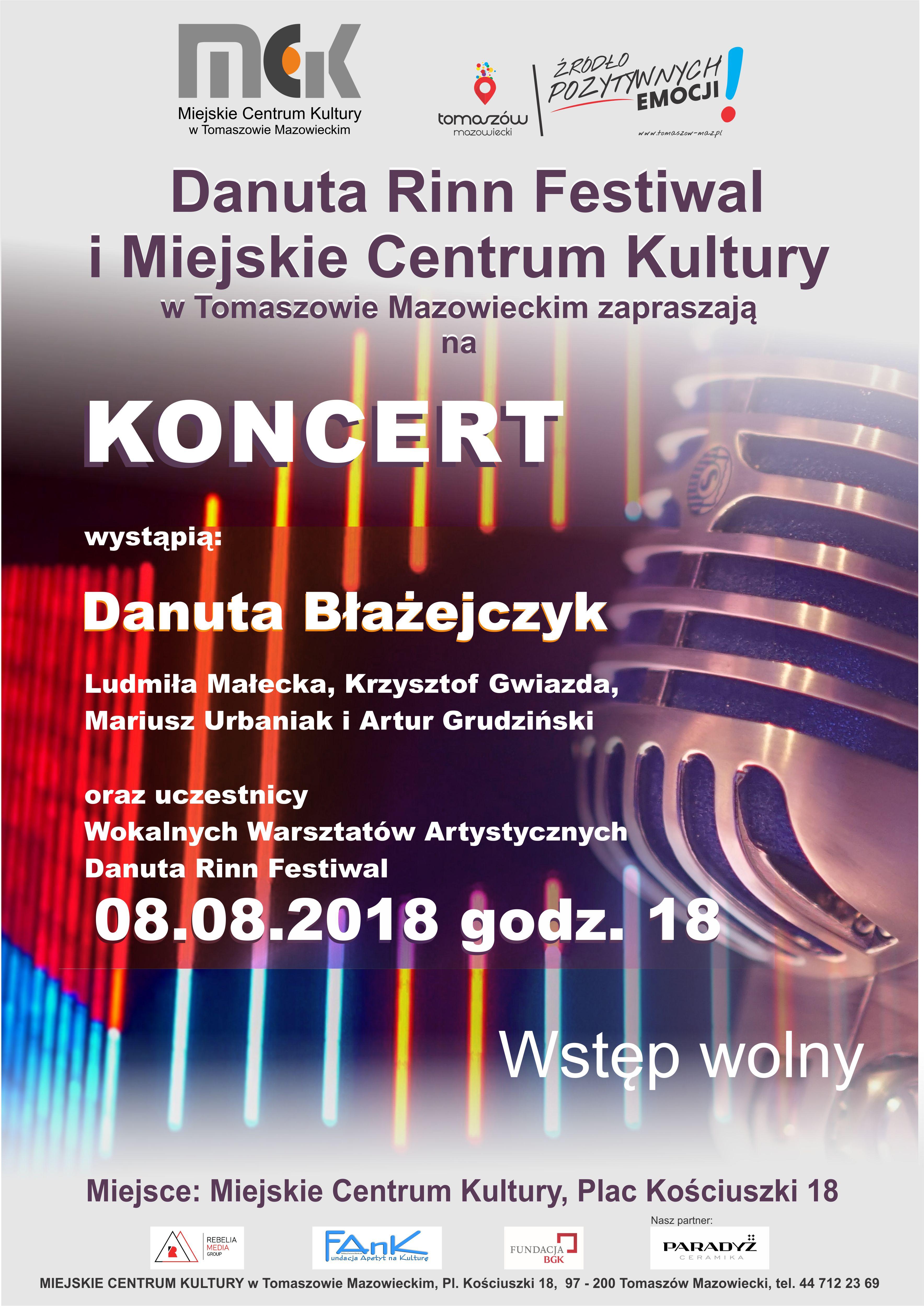 Danuta Rinn festiwal