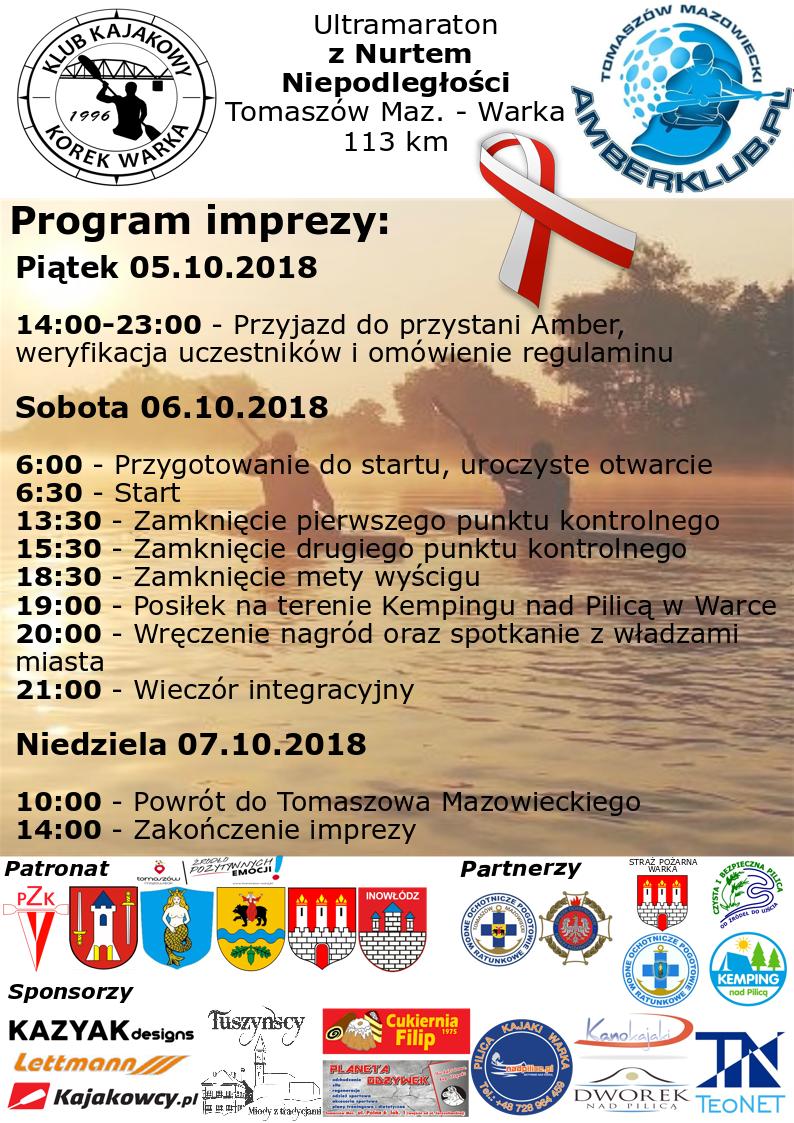 ultramaraton pilica-warka