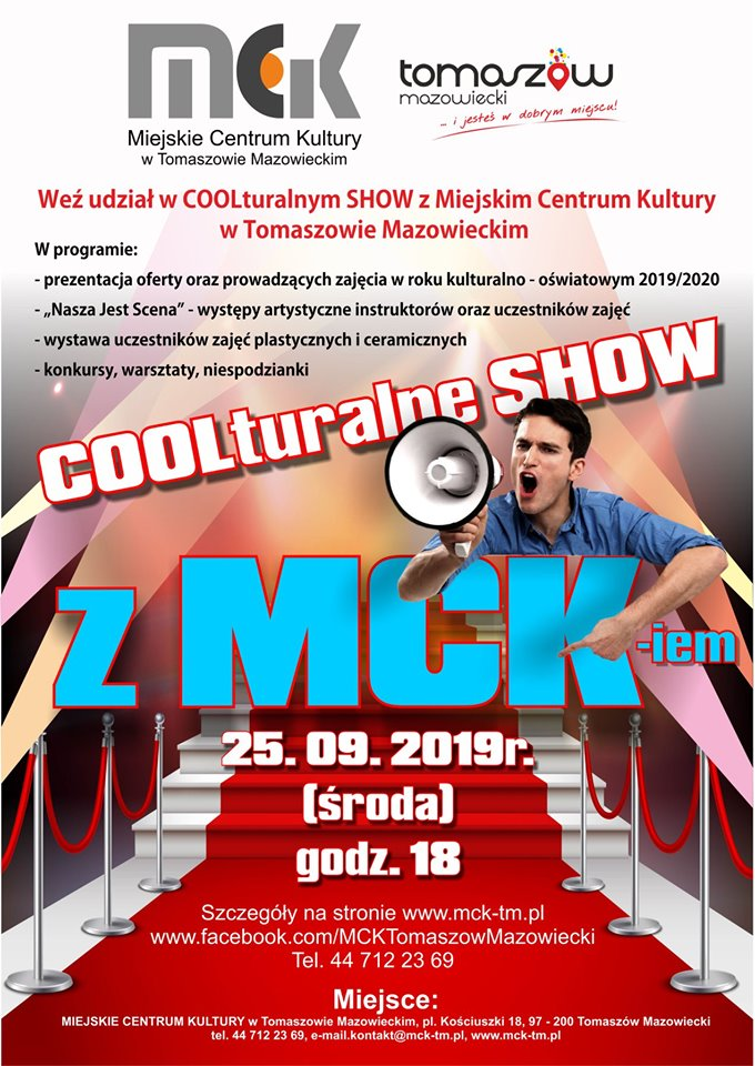 coolturalne show