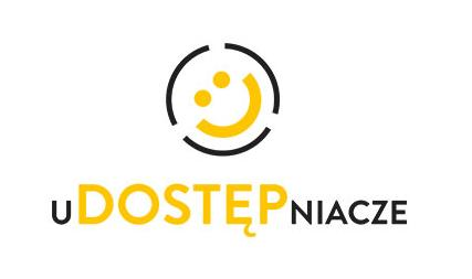 udostępniacze logo