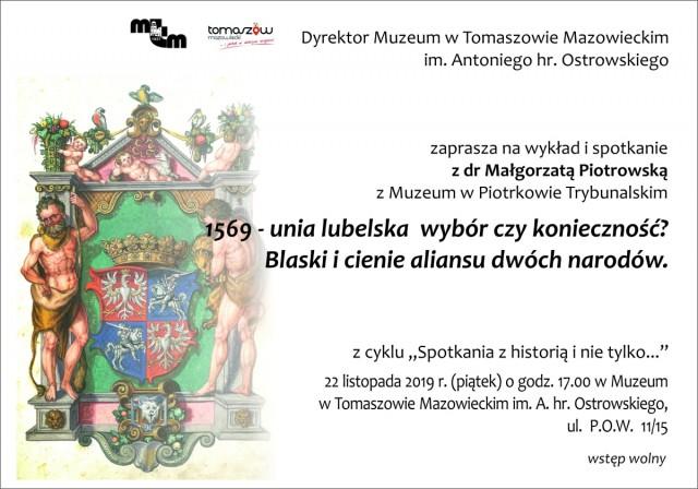 muzeum wykład unia