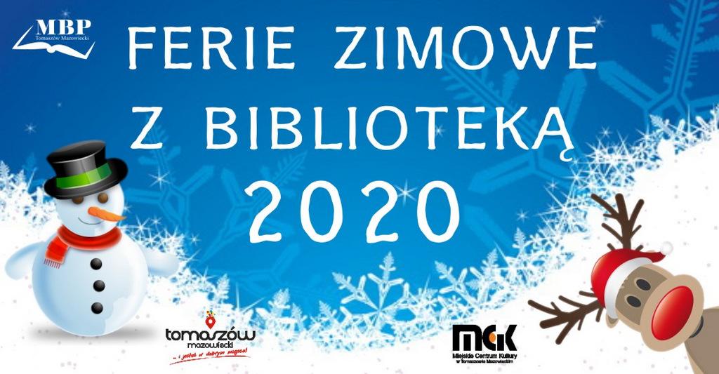 ferie zimowe w OdDiM MBP 2020