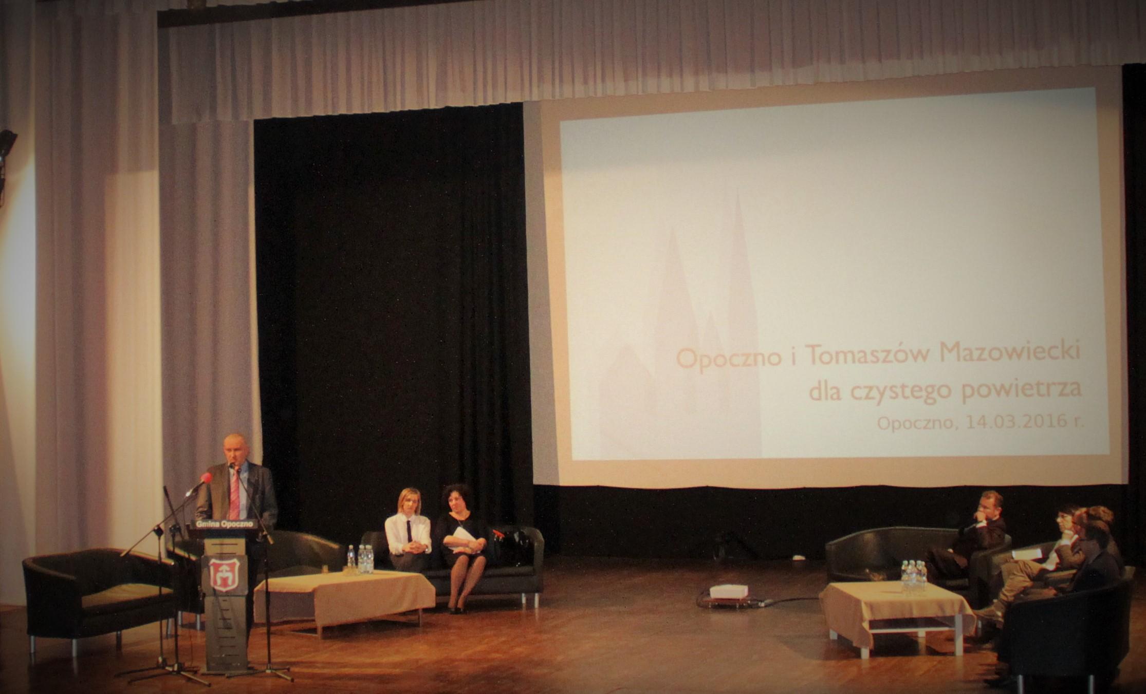 Konferencja naukowa w Opocznie