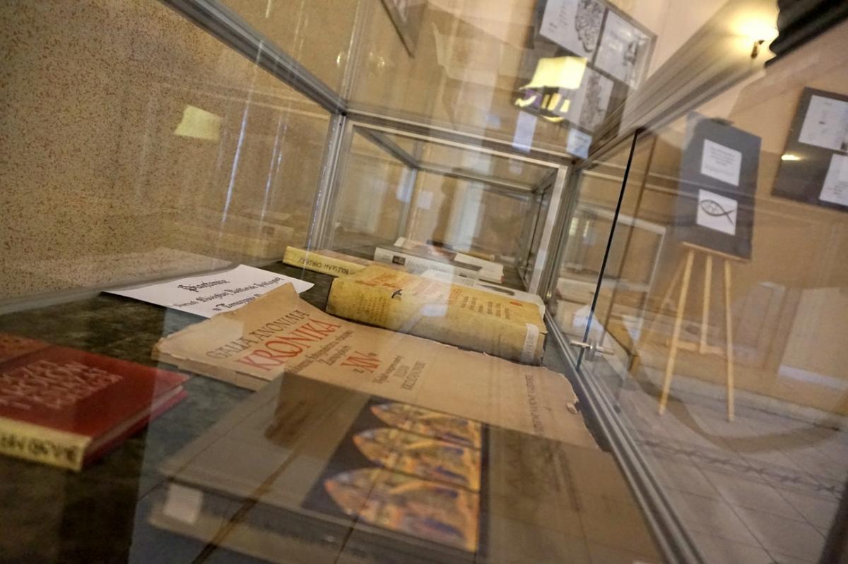 Piastowie w zbiorach Miejskiej Biblioteki Publicznej