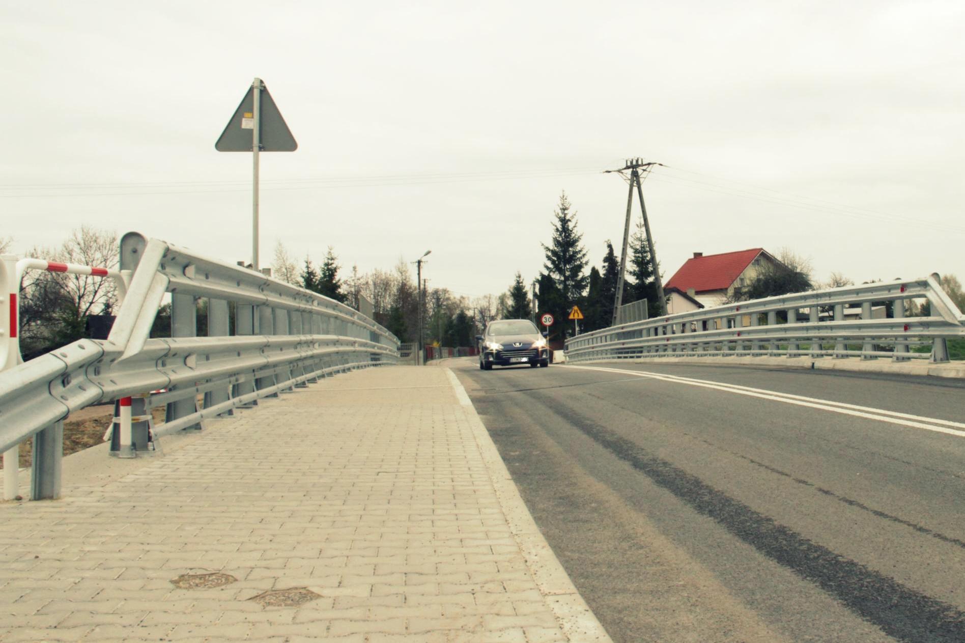 Wiadukt w Białobrzegach