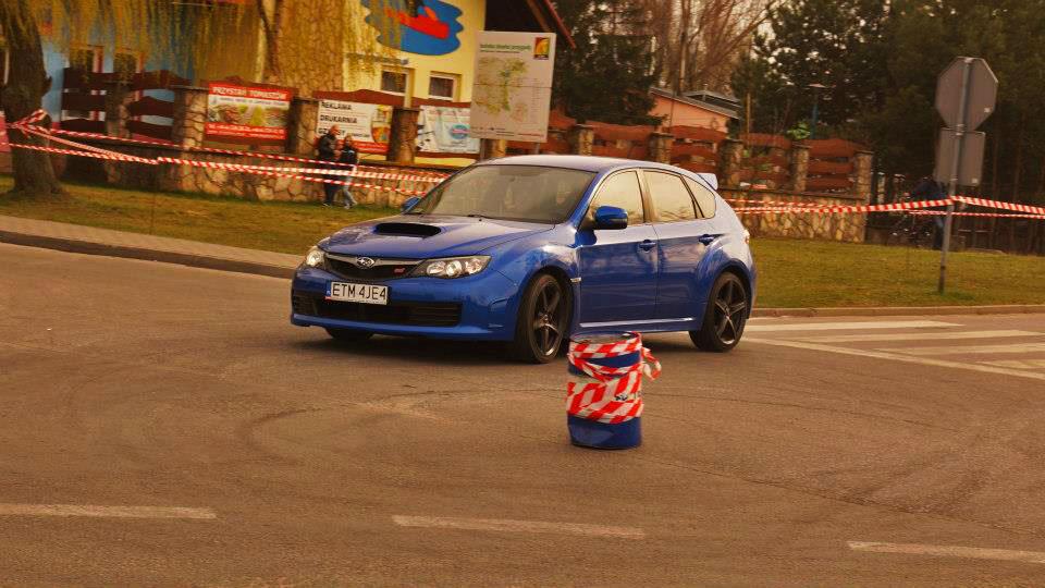 Startują tomaszowskie rallysprinty