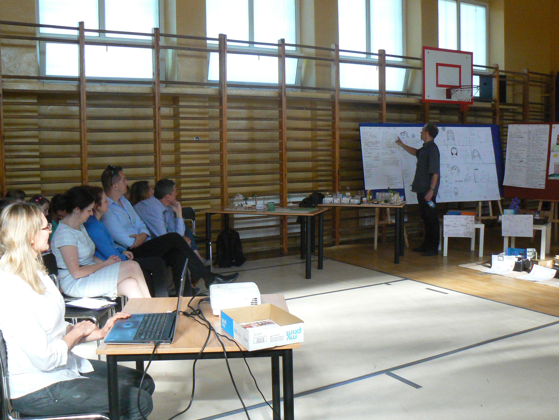 Zdjęcie z wykładu