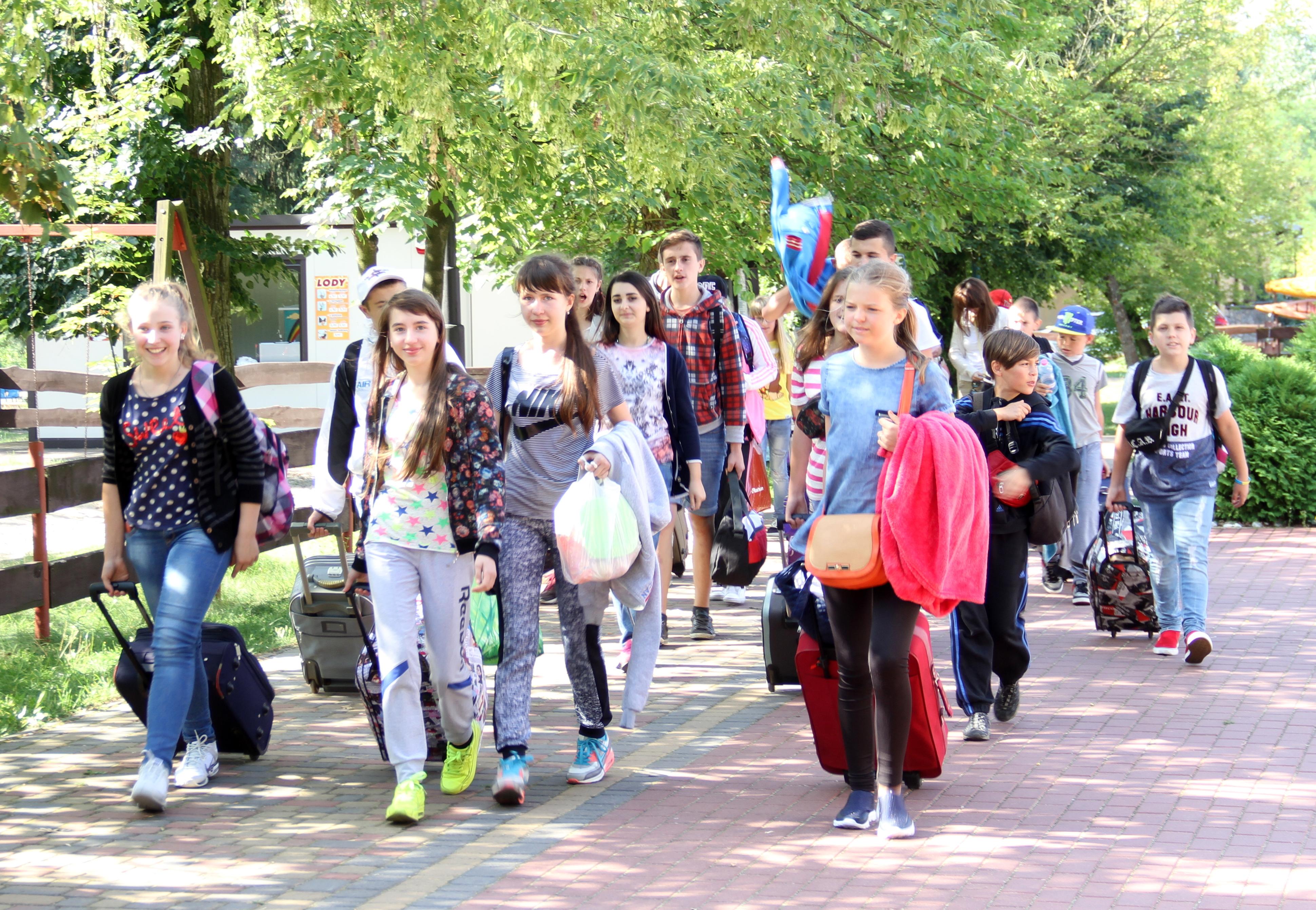 Dzieci z Ukrainy