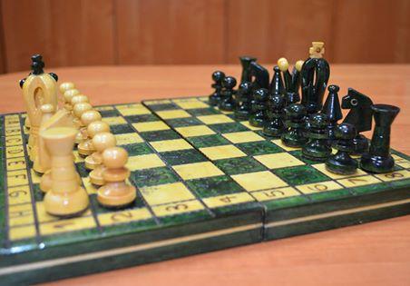 zdjęcie szachownicy