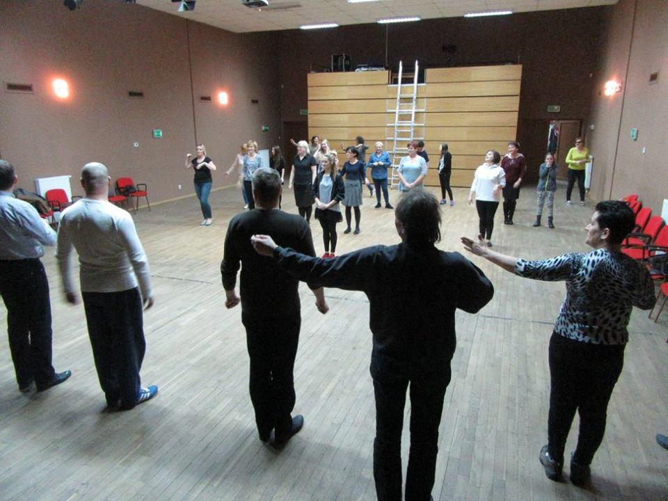 zdjęcie z kursu tańca