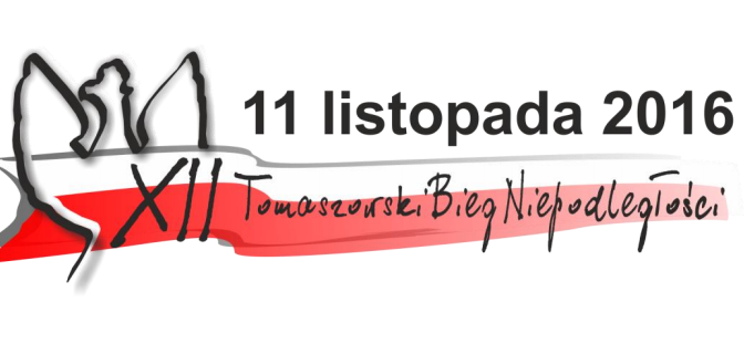 Logo Biegu Niepodległości