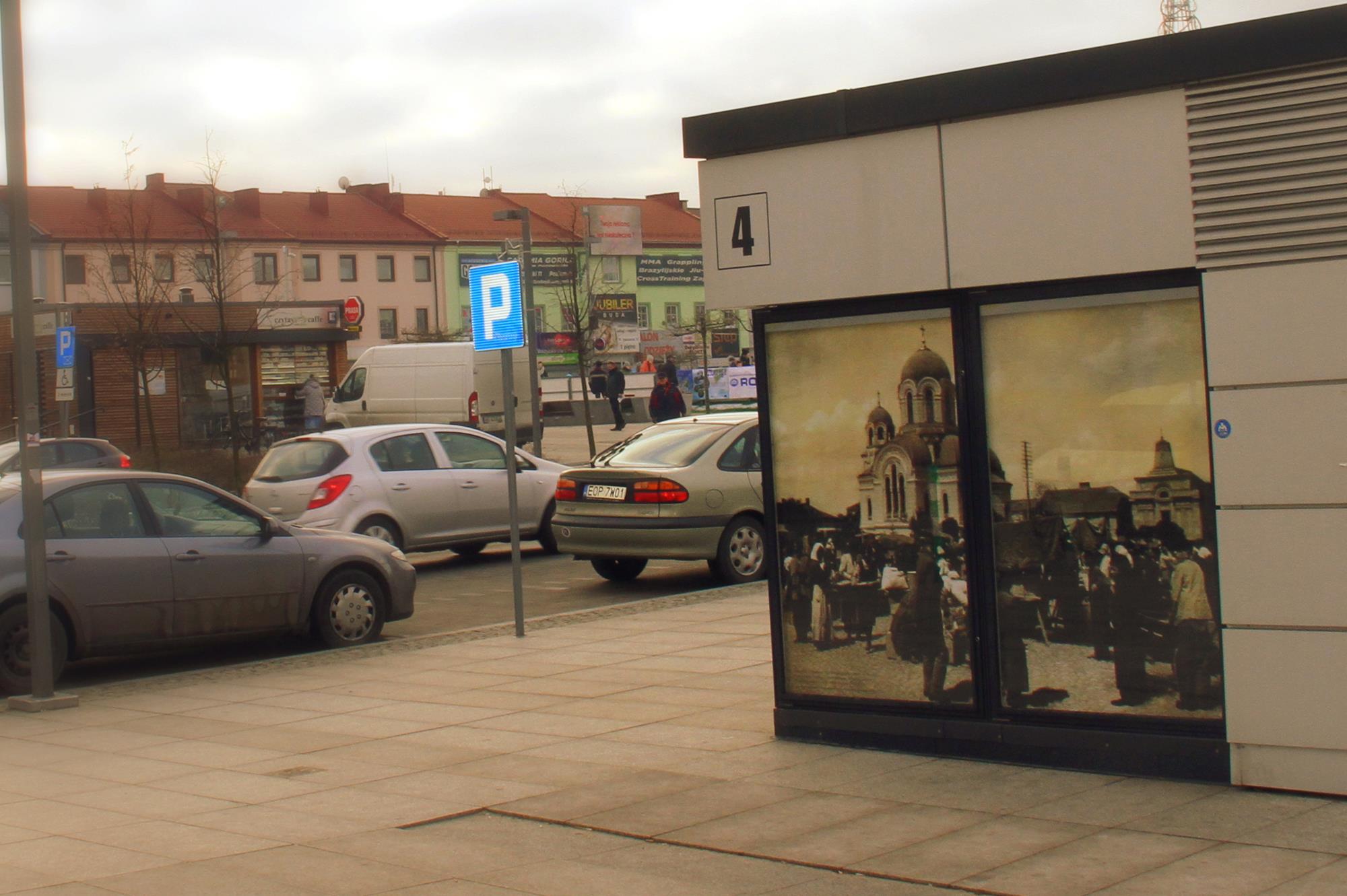 Plac kościuszki
