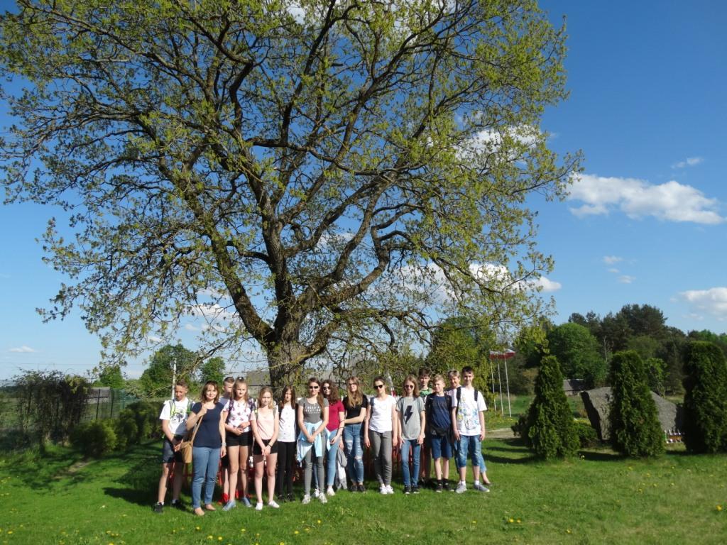 Wizyta uczniów z SP 12 na Litwie