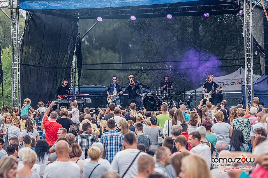 Zdjęcie z koncertu Mateusza Ziółko