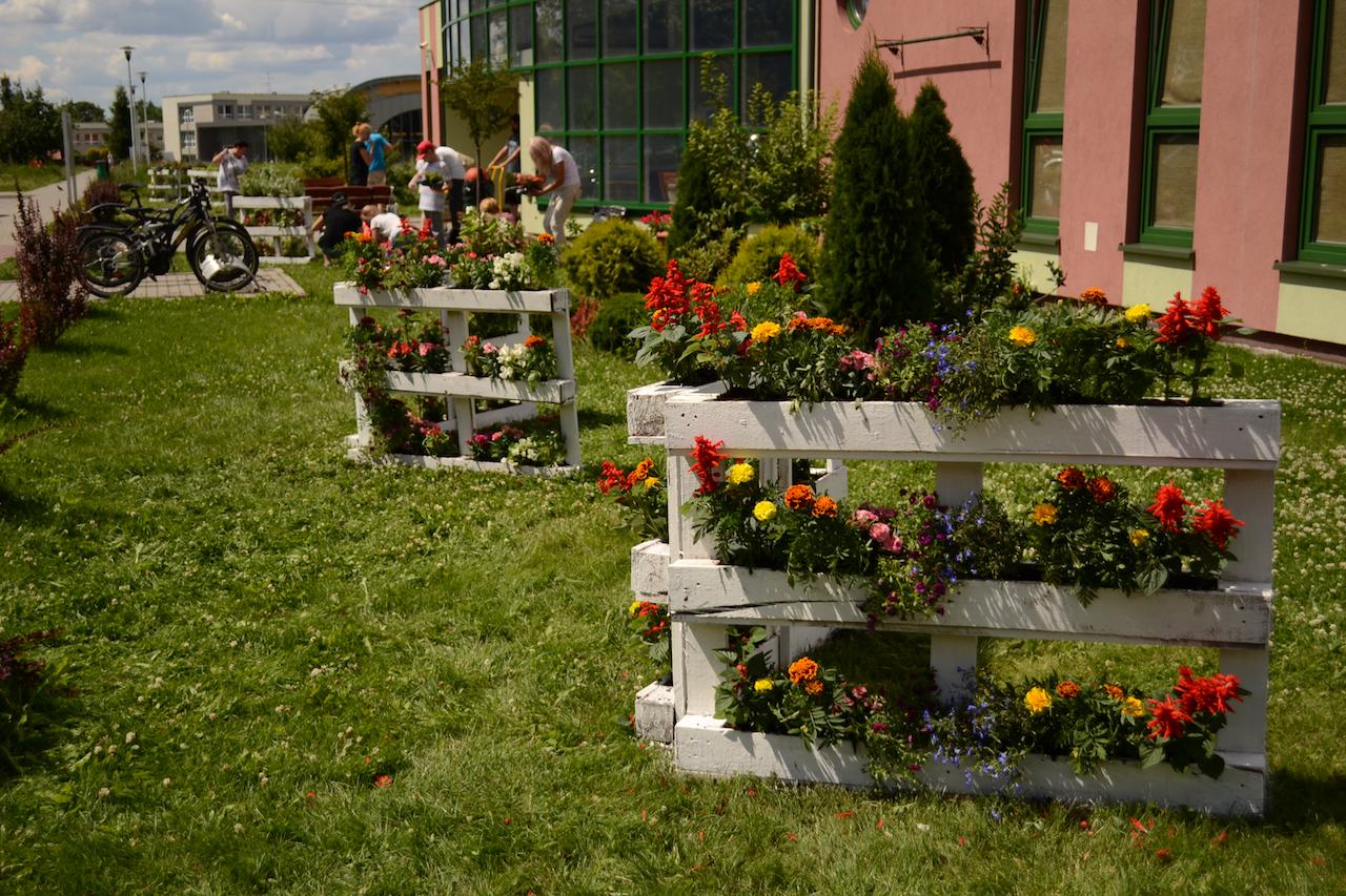 Ogrody wertyklane w Tomaszowie