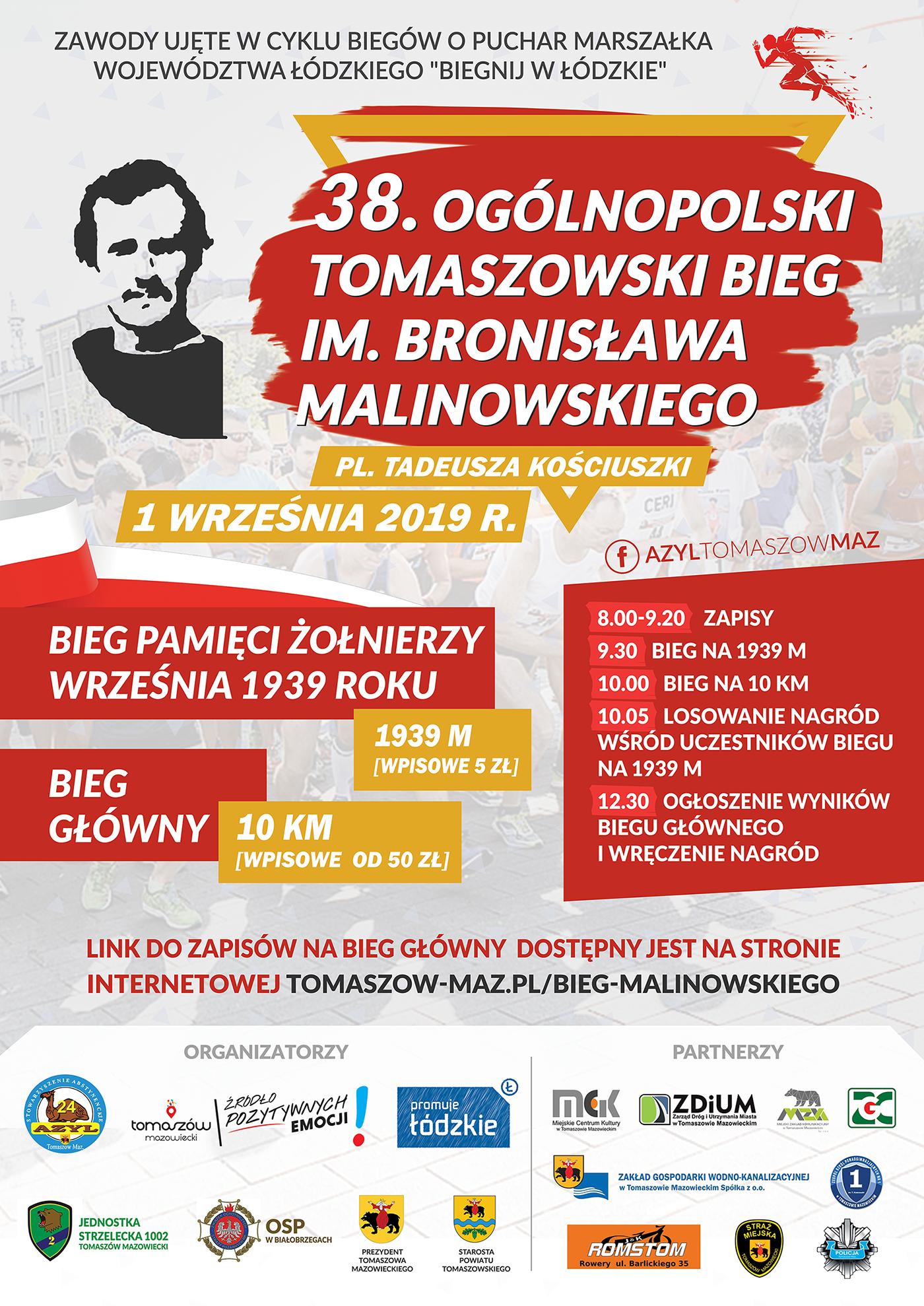 plakat malinowskiego 2019