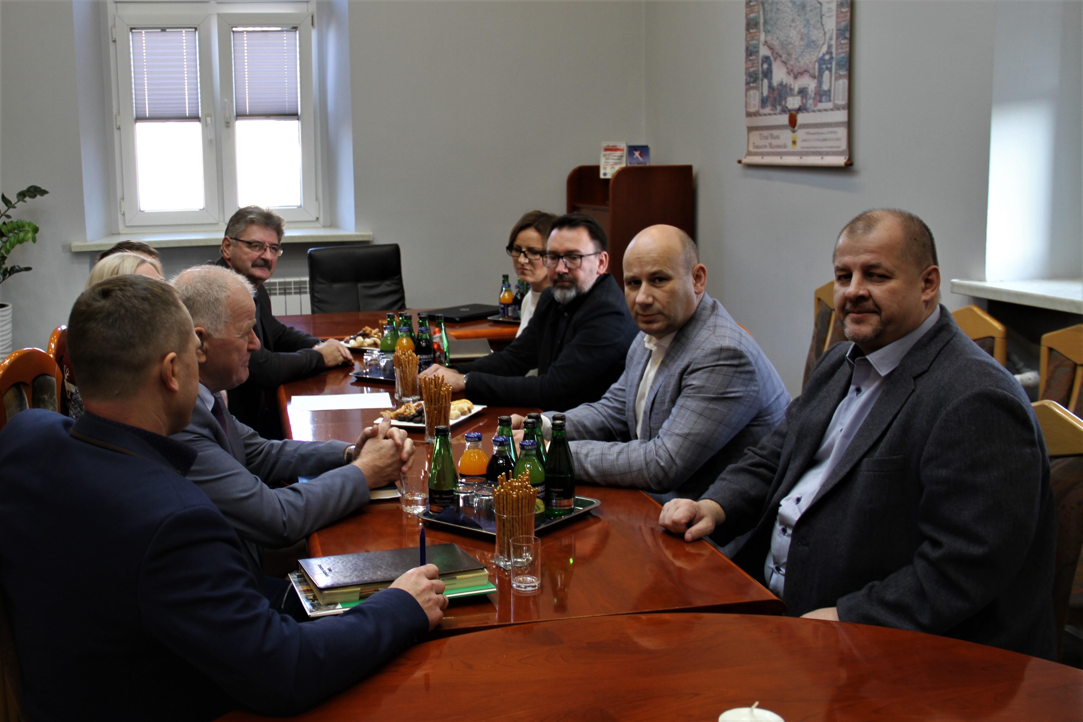 spotkanie zespołu obwodnica - 6.12.2019