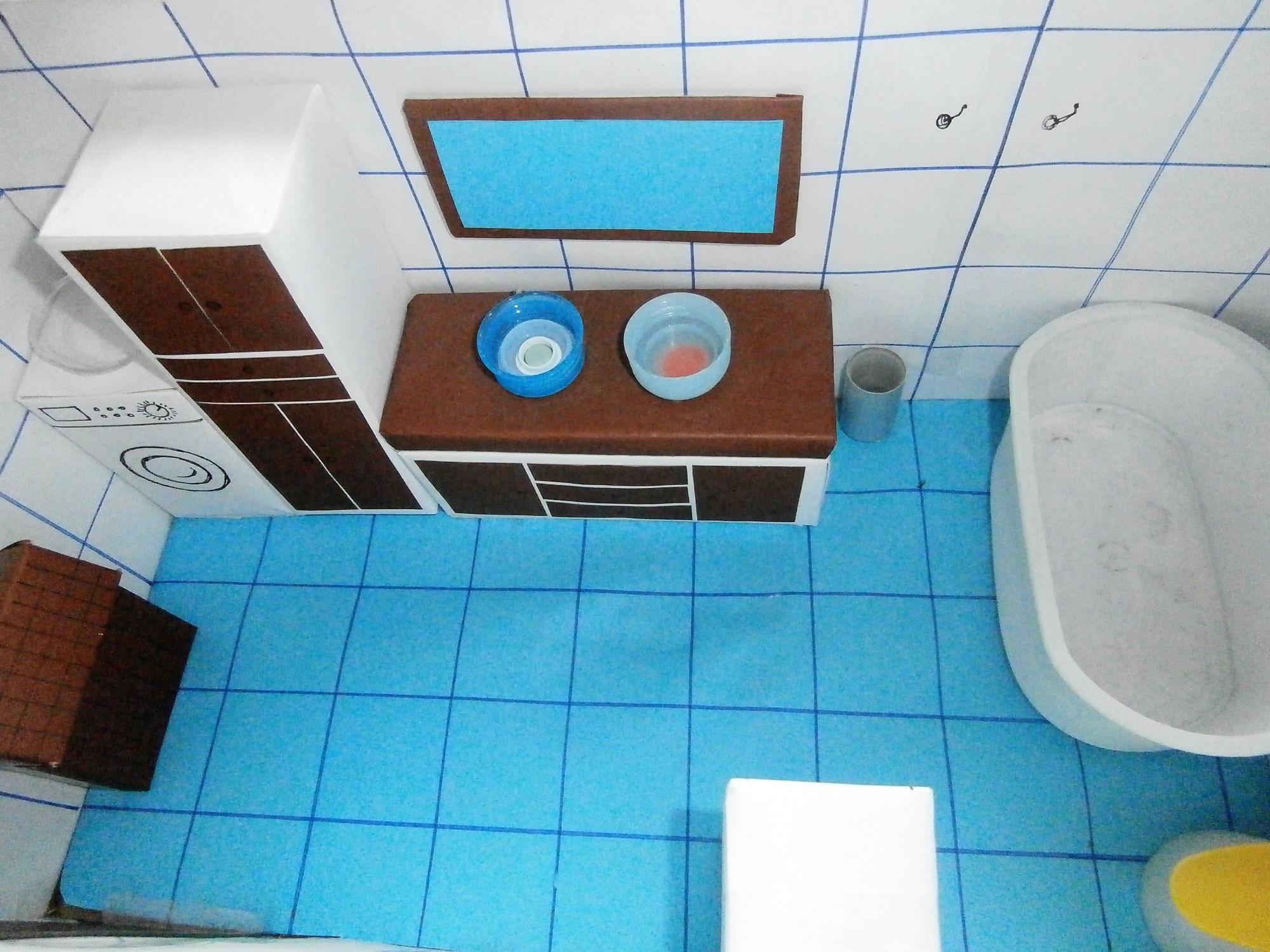 Projekt Wzorowa łazienka Urząd Miasta W Tomaszowie