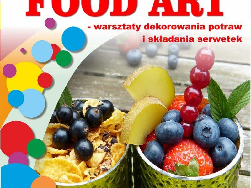 """Kulturalny piątek"" – Owocowy Food Art"