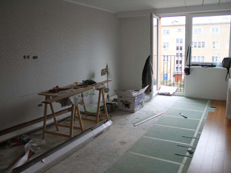 Mieszkanie za remont – ruszył nowy program TTBS