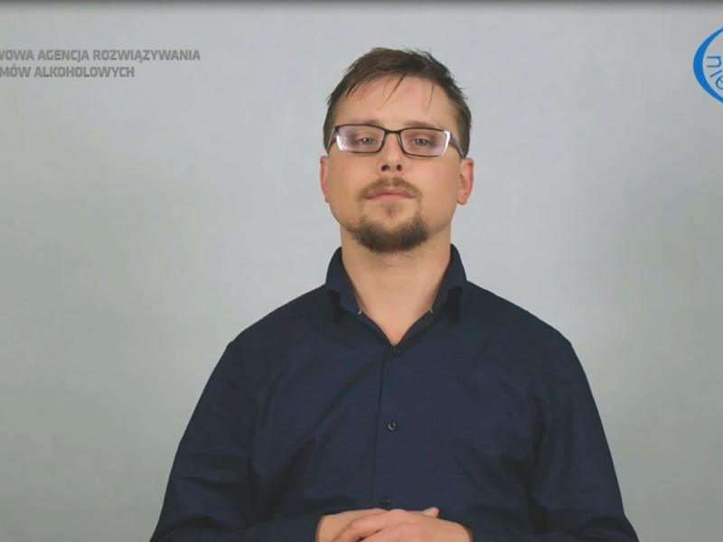 Konsultacje w języku migowym za pośrednictwem SKYPE w Pogotowiu