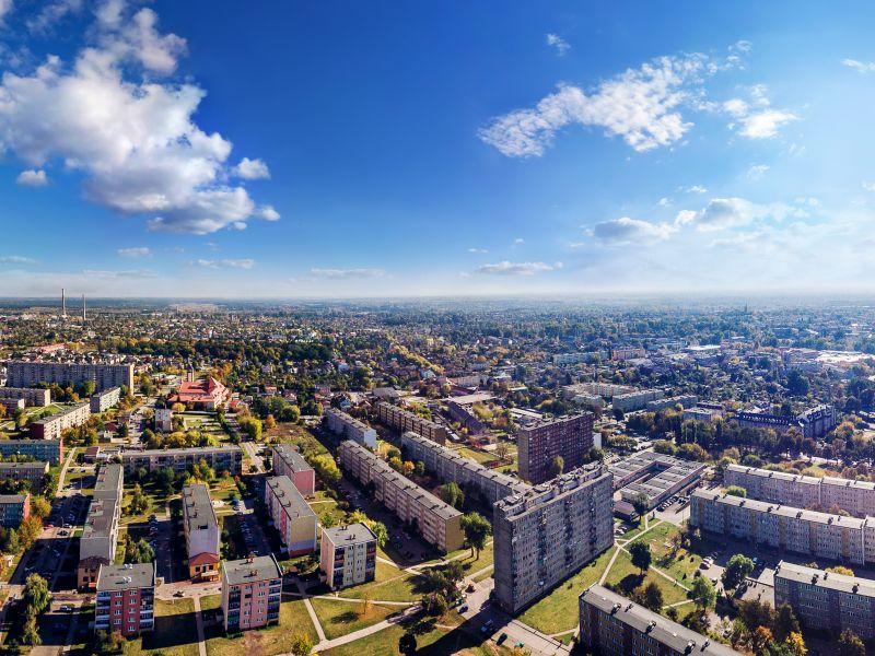 Spalska, Luboszewska i Piaskowa z miejscowym planem zagospodarowania przestrzennego