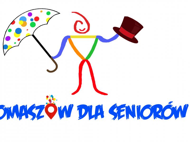 """""""Tomaszów dla Seniorów"""" z nowym logiem – rozstrzygnięto konkurs"""