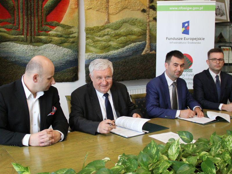 17 mln zł na innowacyjne technologie. Umowa o dofinansowanie podpisana