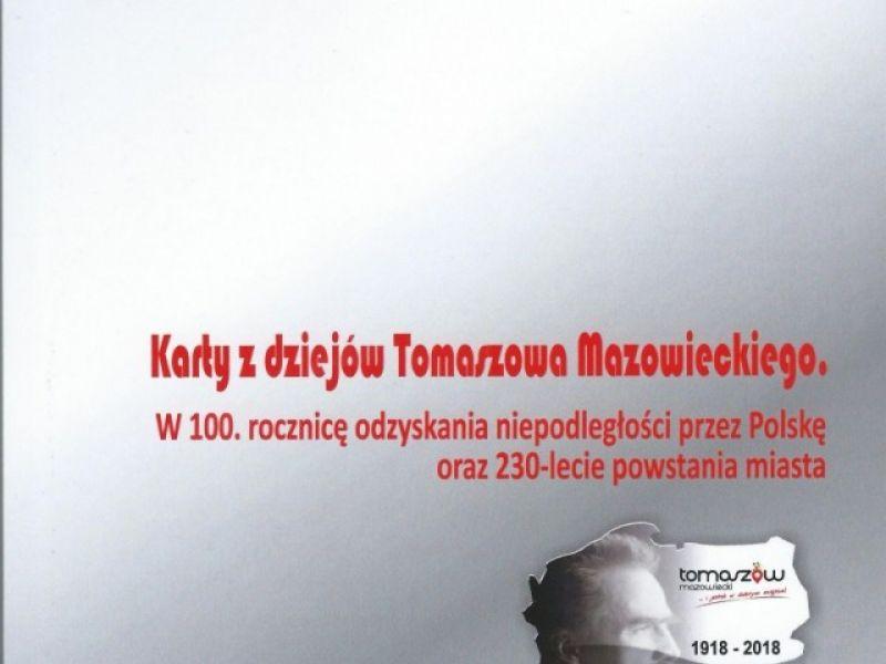 """""""Karty z dziejów Tomaszowa"""""""