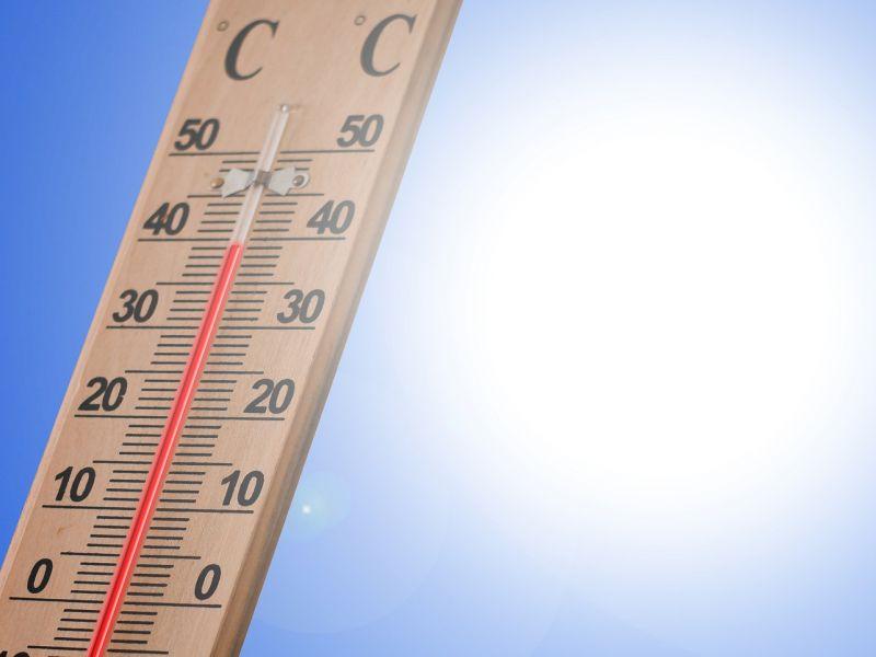 Ostrzeżenie pogodowe - będzie gorąco