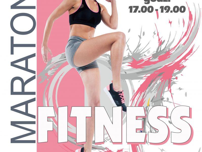 Maraton Fitness w MCK Tkacz