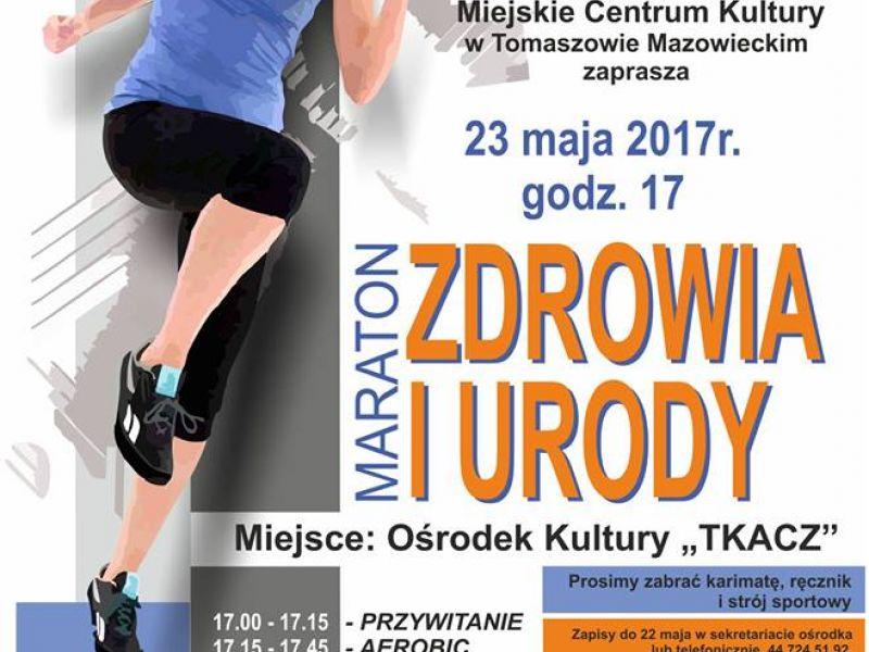 Zapraszamy na Maraton Zdrowia i Urody