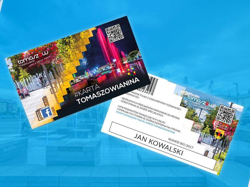 Karta Tomaszowianina: harmonogram działań