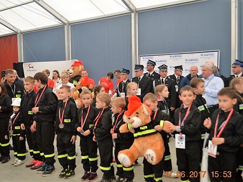 Ogólnopolska Olimpiada dla Młodych Strażaków