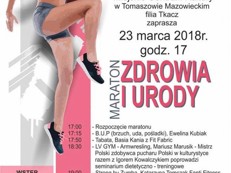 plakat informacyjny, Miejskie Centrum Kultury, TKACZ