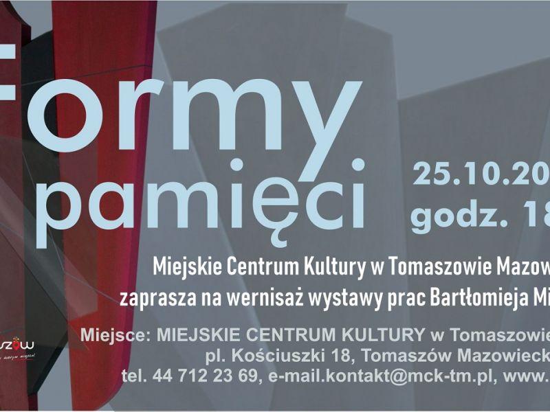 wystawa prac Bartłomieja Michalskiego