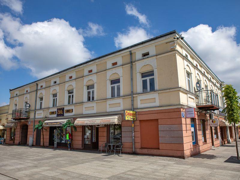 Kamienica na pl. Kościuszki odzyska dawny blask