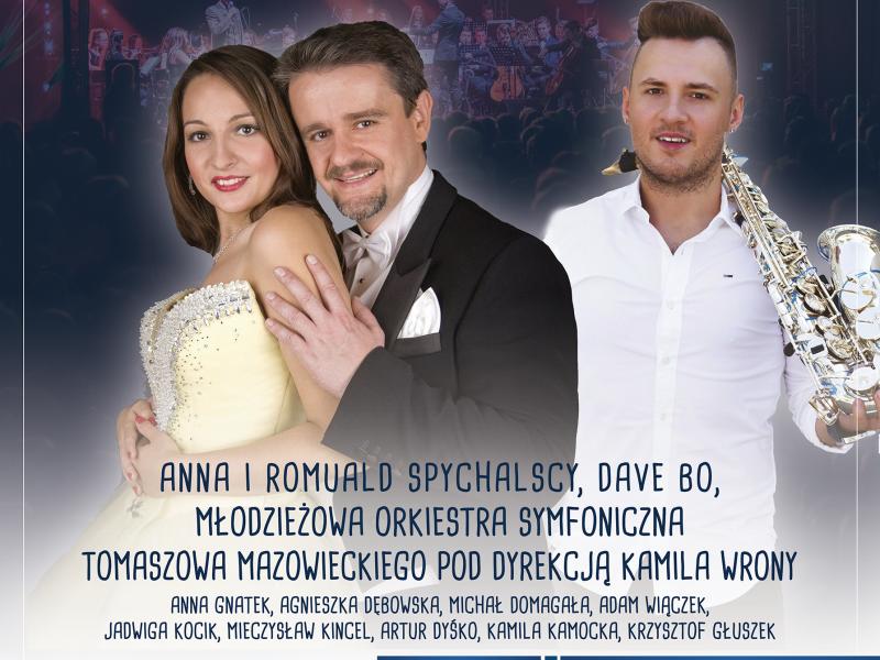 koncert karnawałowy 2020 - zaproszenie