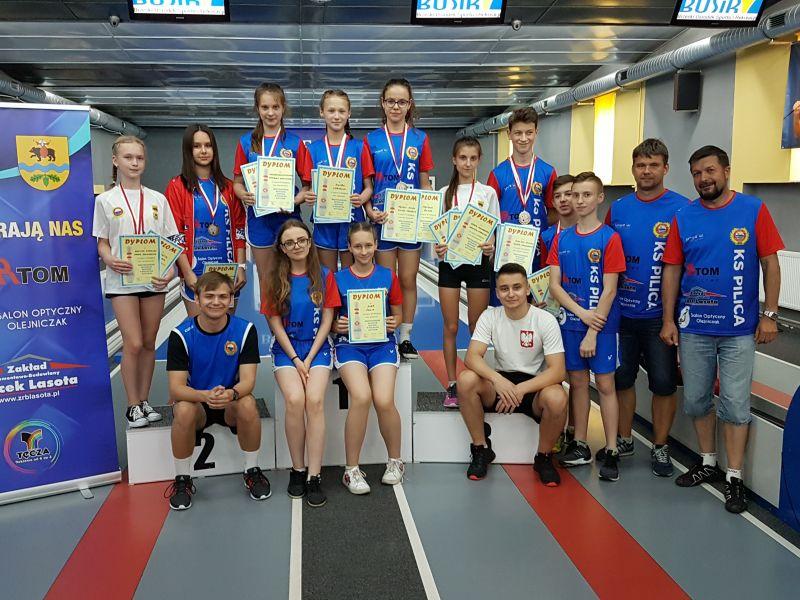 Międzywojewódzkie Mistrzostwa Młodzików w kręglarstwie