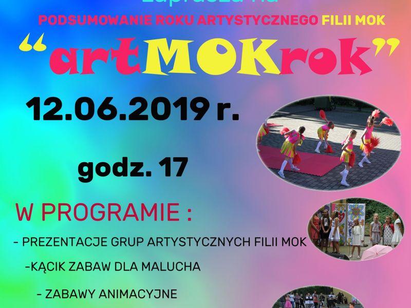 """""""artMOKrok""""-podsumowanie roku artystycznego"""