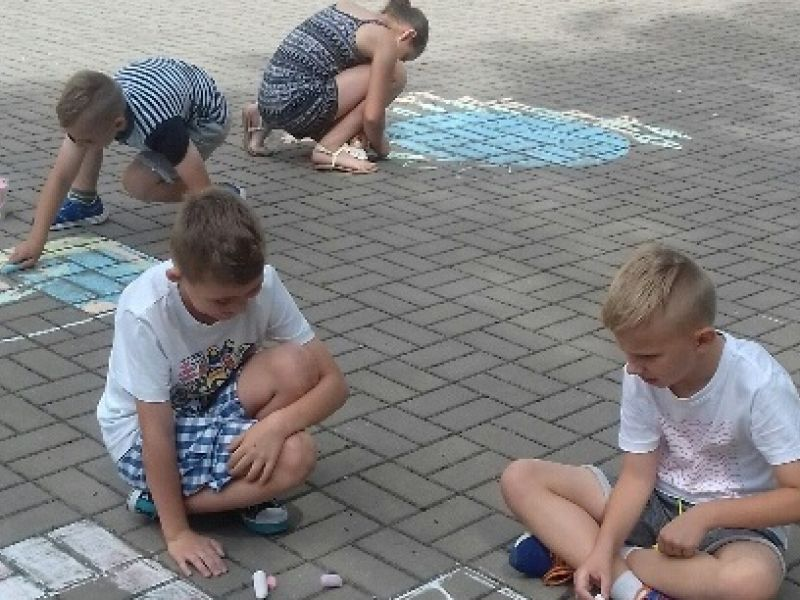 Uczniowie z Dwunastki aktywnie wypoczywają