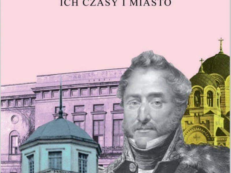 Na zdjęciu okładka książki pt.