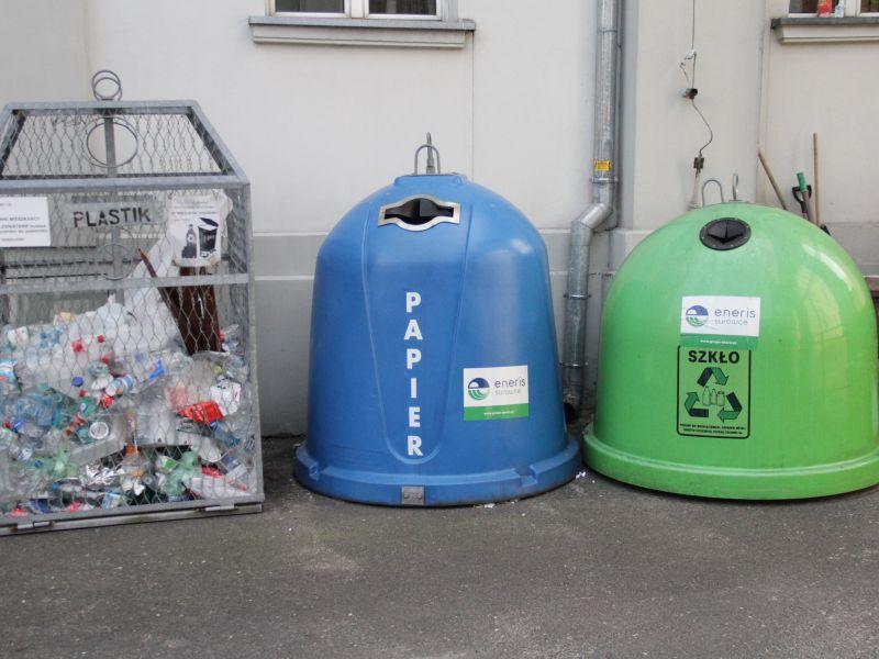 Harmonogramy odbioru odpadów w 2018 roku