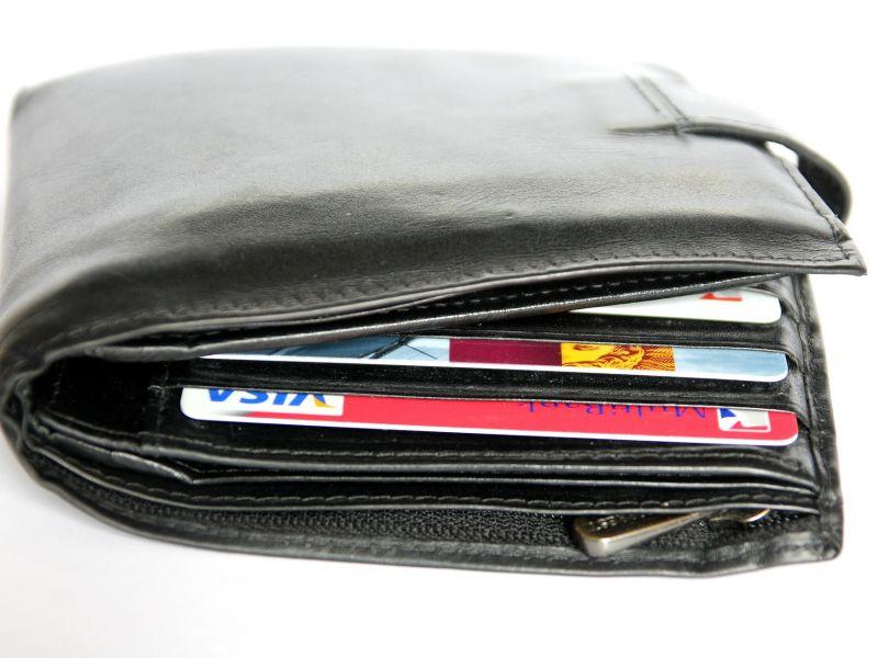 znaleziono portfel